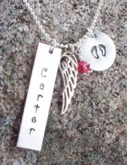 Precious Little One Necklace