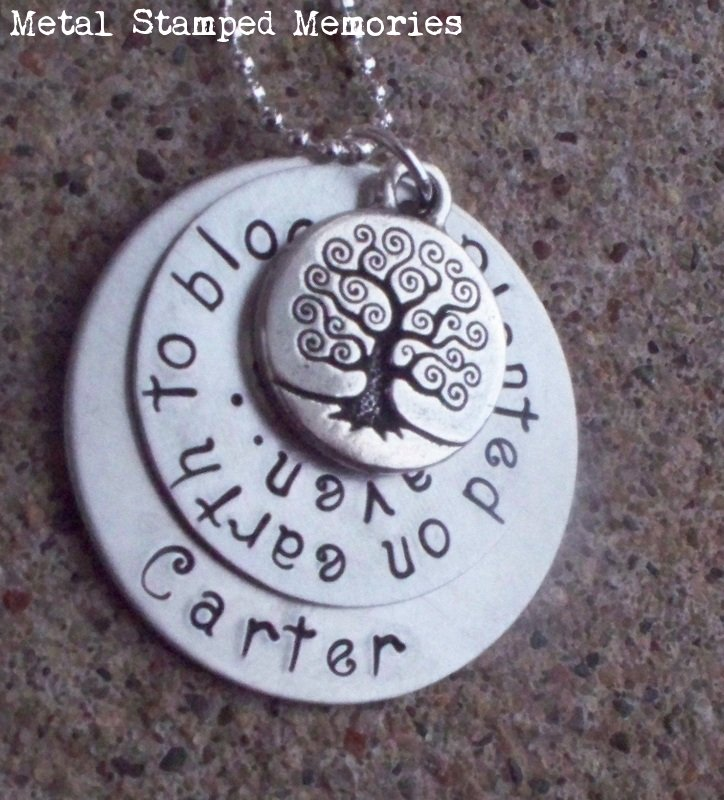 Planted on earth Necklace