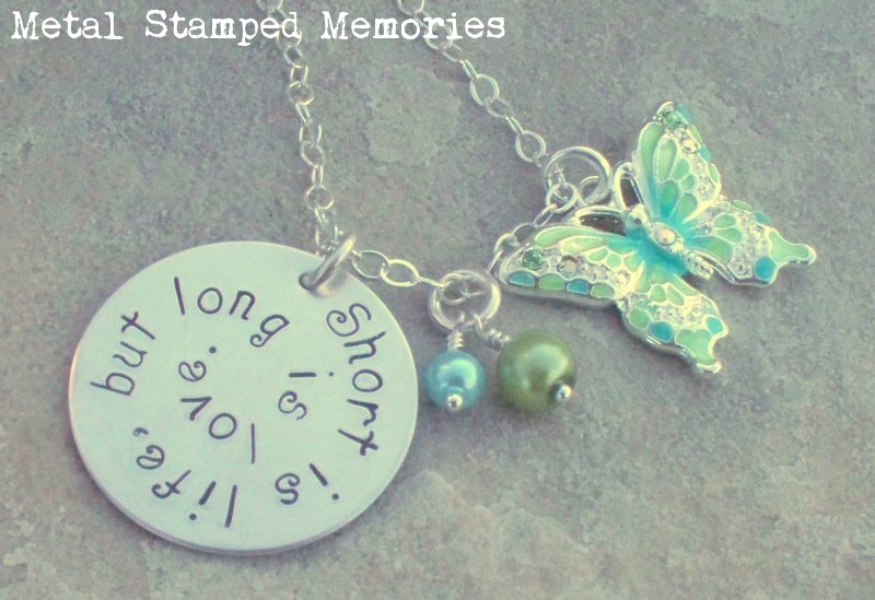 Long is Love Necklace