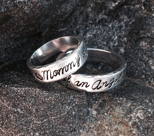 Mommy of an Angel Ring