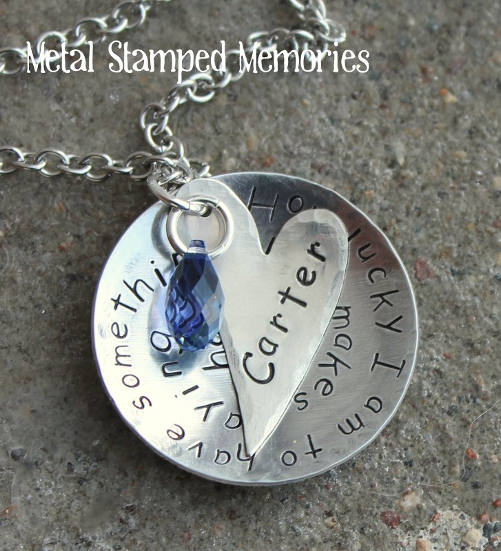 The Missing You Necklace