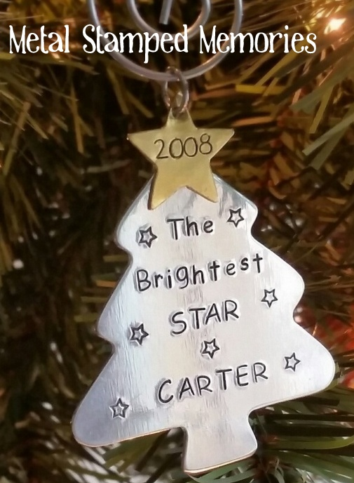 The Brightest Star Ornament