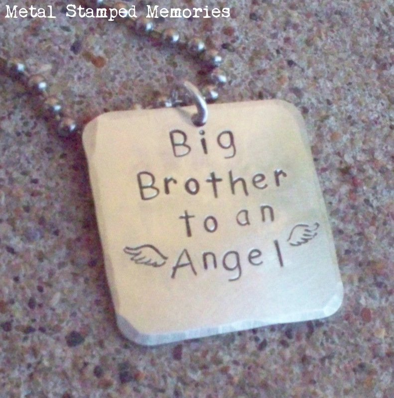 Boy or Girl of an Angel Necklace