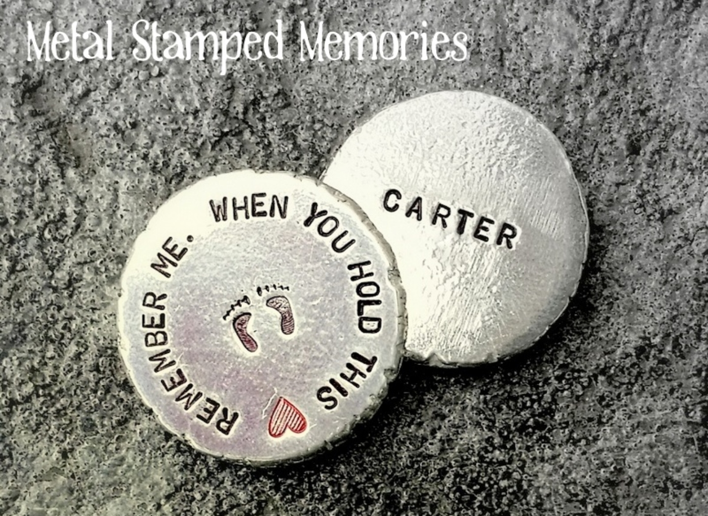 Baby Loss Necklaces And Personalized Memorial Keepsakes